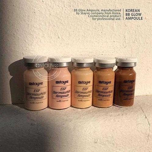 Mixed pigments box X10