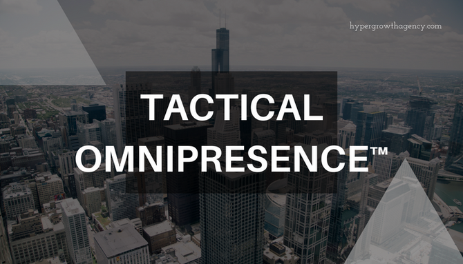 Tactical Omnipresence™ - The Metric You Need To Have With Current Marketing Tactics