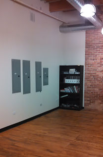 Before photo of ASSH Creativity Room Annex