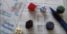 Dice and Role Playing Sheet