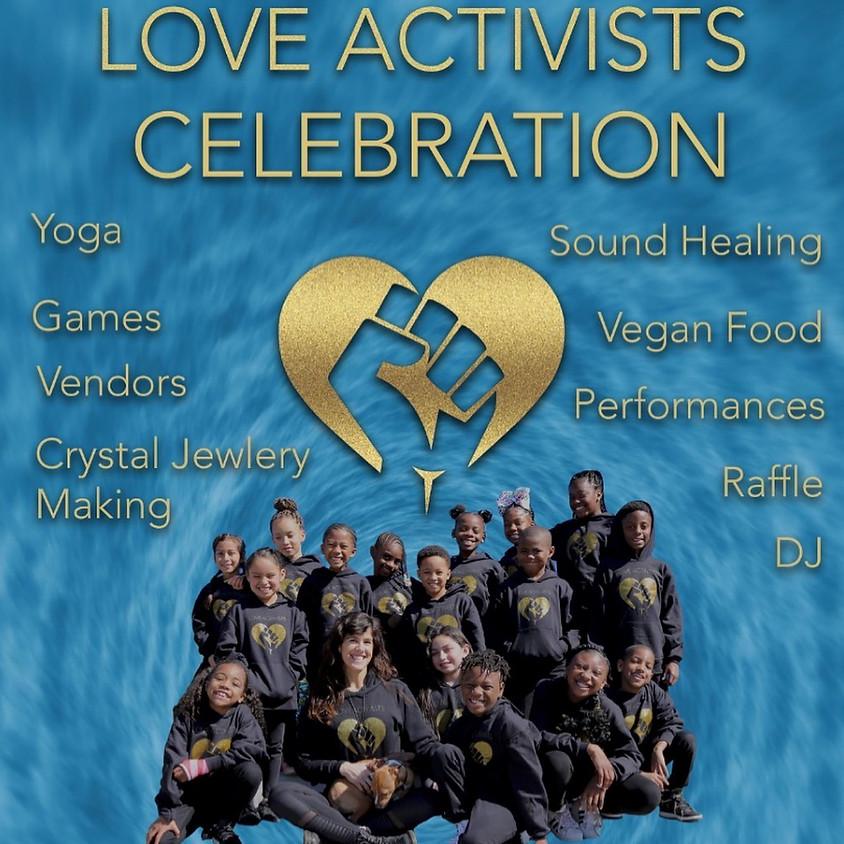 Love Activists Celebration