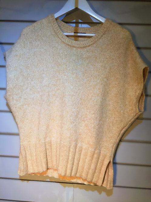 Gomaye Alpaca sleeveless jumper