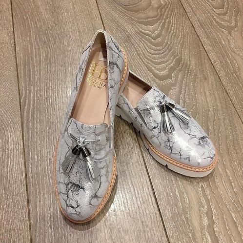 Silver Shoe Size 41