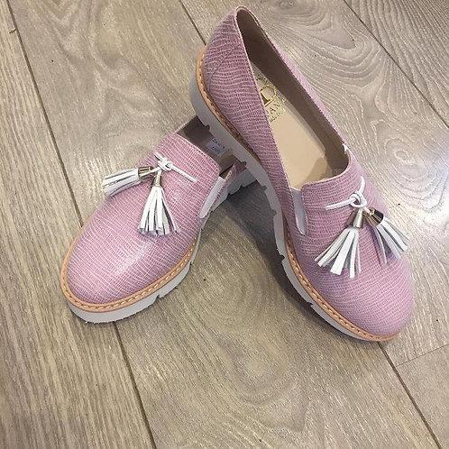 Pink Tassel shoe Size 39