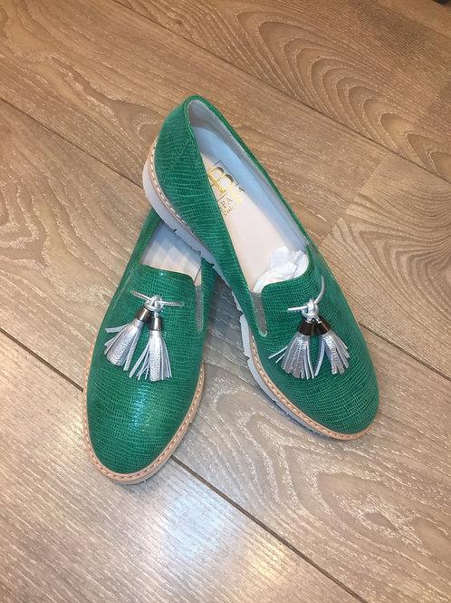 Jade Green shoes