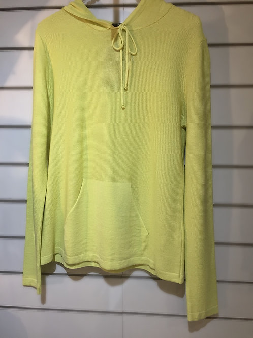 That's Me Lime Hooded Top