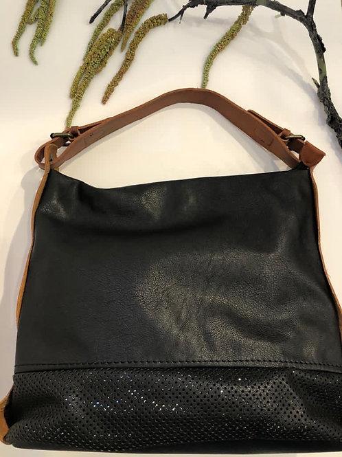 Black and Tan bag