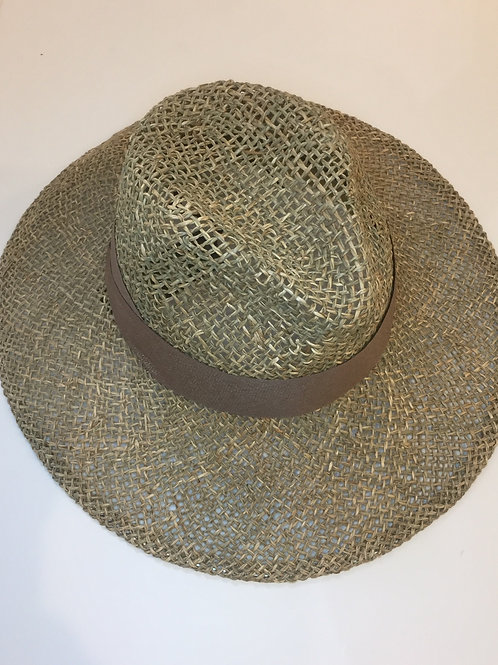 Seagrass larger sun hat