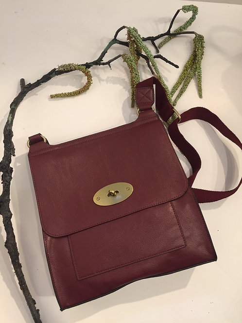 Wine shoulder bag