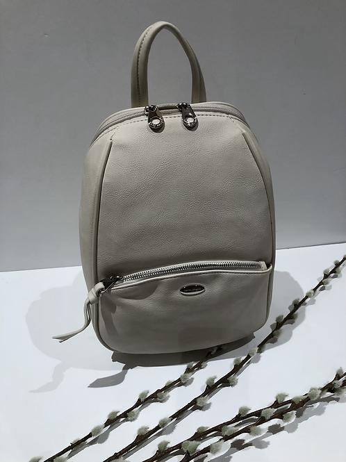 Creamy Grey backpack