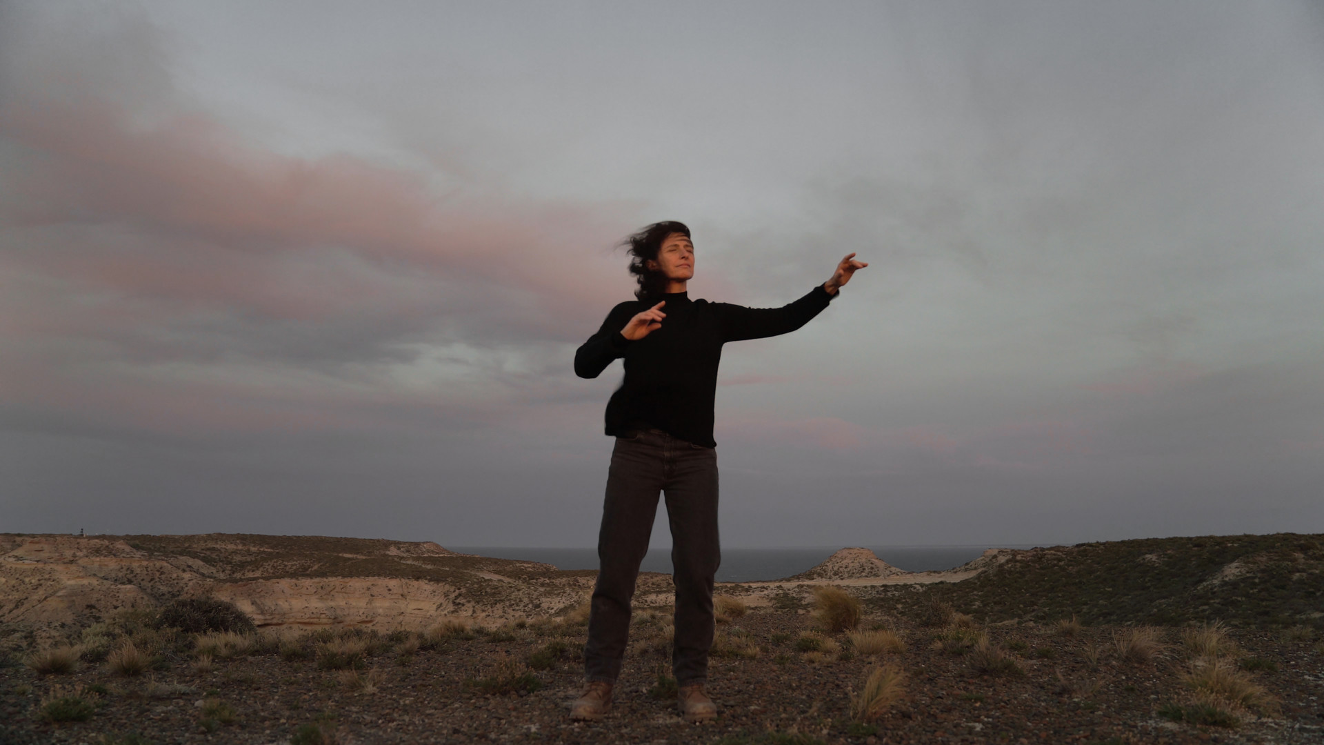 ORLANDO / residency in Patagonia