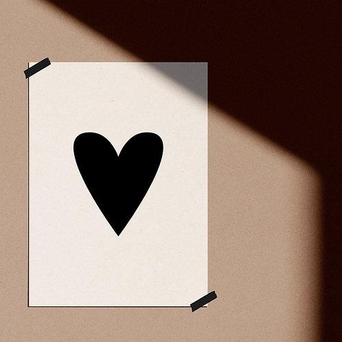 Heart / Poster