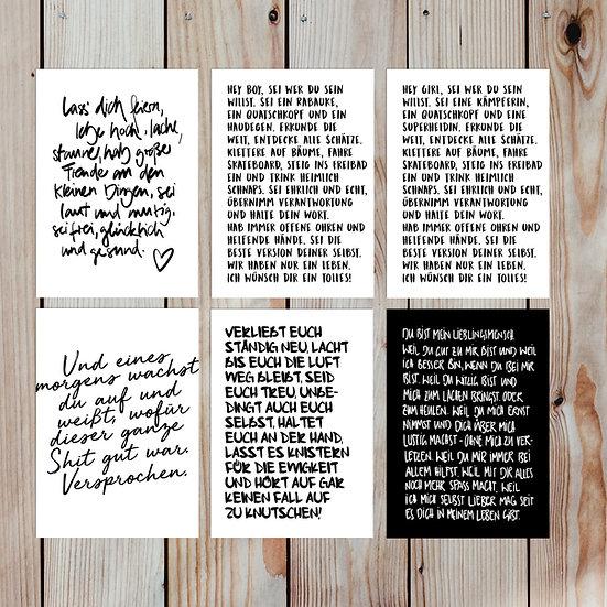 Text Edition Set
