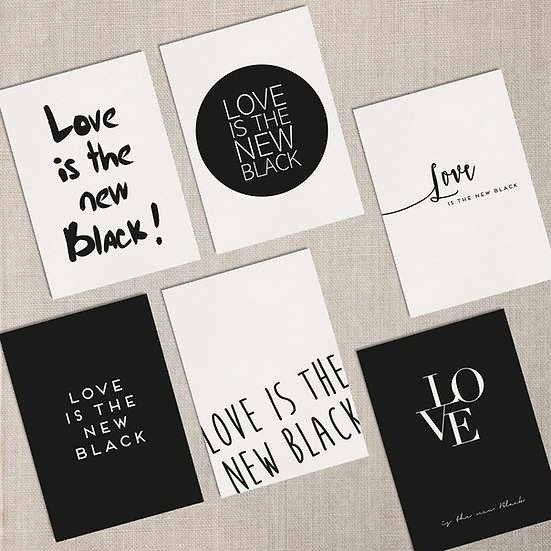 Black Edition Set