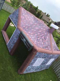 Backyard Inflatable Pub