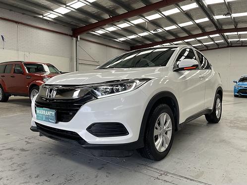 2019 Honda HRV 7500kms