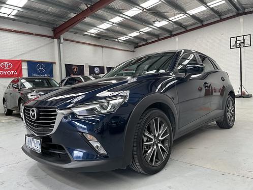 2016 Mazda Cx-3 30000kms
