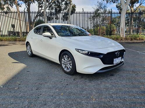 2019 Mazda 3 G20 Hatchback