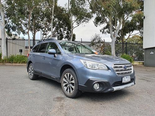 2015 Subaru Outback AWD