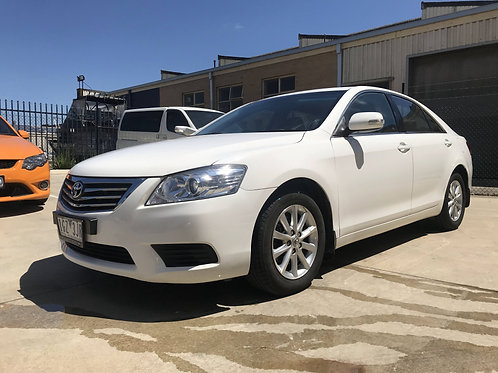 2011 Toyota Aurion AT-X