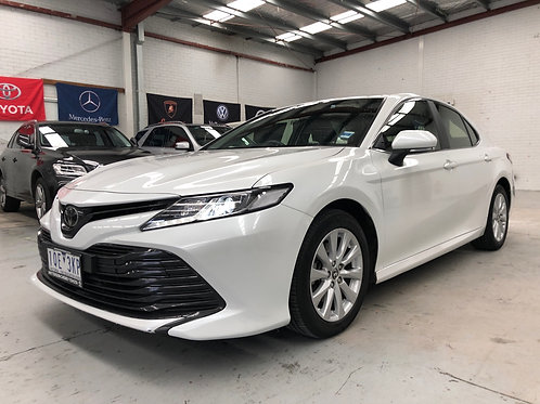 2018 Toyota Camry 50000kms