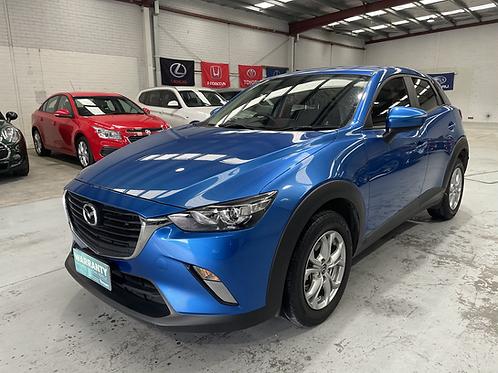 2015 Mazda Cx3 68000kms