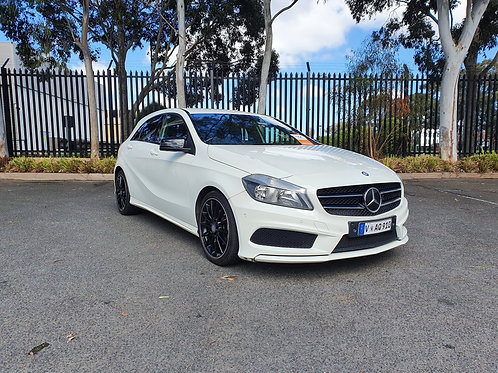 2013 Mercedes-Benz A200 AMG Package