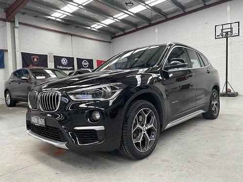 2016 BMW X1 43000kms