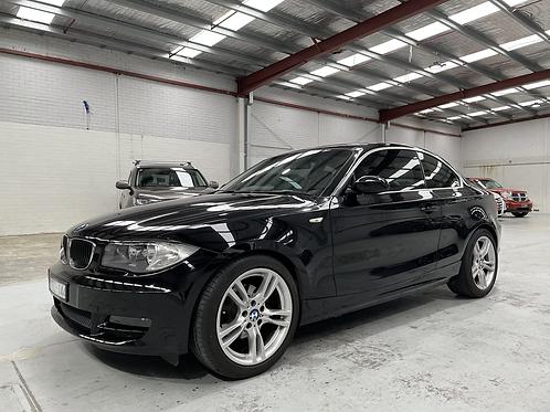 2009 BMW 125i 77000kms