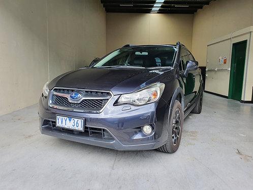 2012 Subaru XV AWD