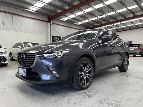 2017 Mazda Cx-3 s-touring