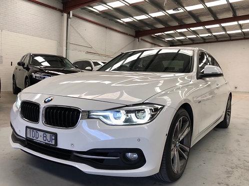 2015 BMW 330i 106000kms