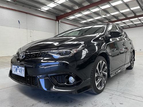 2016 Toyota Corolla ZR 27000kms