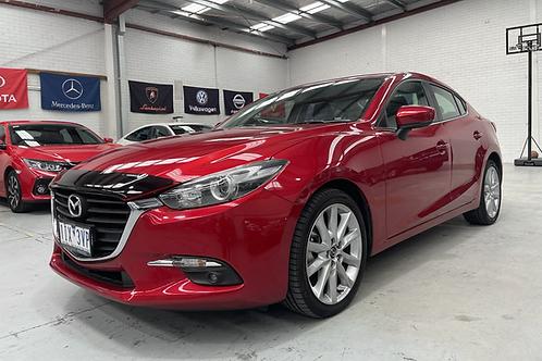 2016 Mazda 3 SP25 20000kms