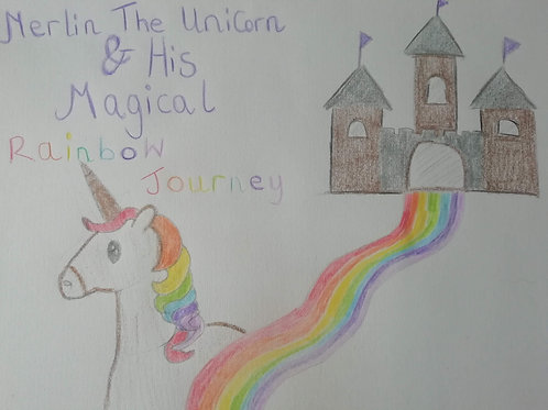 Merlin the Unicorn - 7 Bedtime meditation stories and EBook