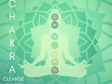 Chakra Cleanse Your Way to Inner Calmness
