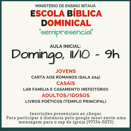 Escola_Bíblica_Dominical_semipresecial.