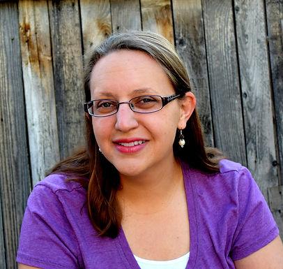 Author Angela Powell