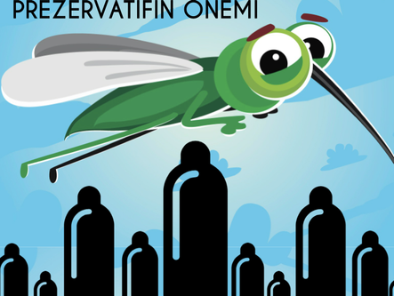 Zika'dan korunmak için prezervatifin önemi