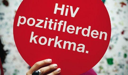 HIV Pozitiflerden Korkma