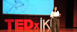 Rayka Kumru TEDxIKU