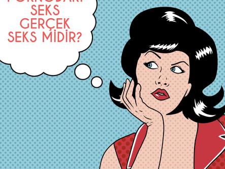 Pornodaki seks gerçek seks midir?