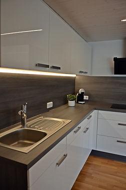Linienlicht LED Küche