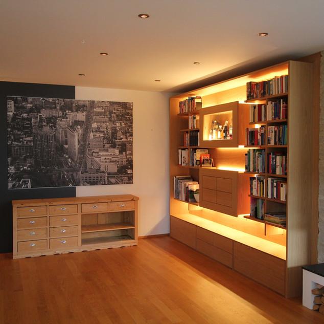 ÖKOLED Beleuchtung Wohnzimmer