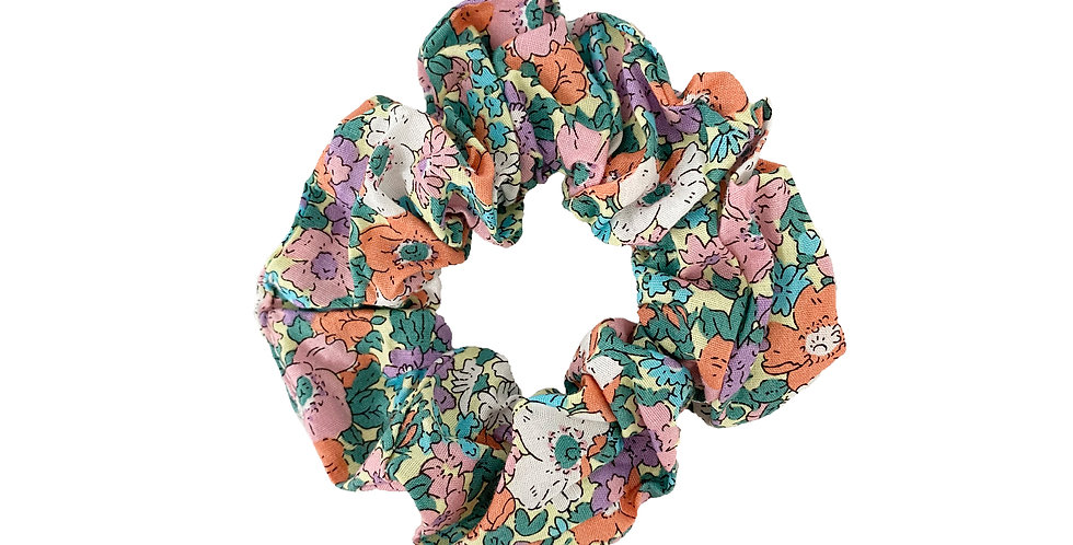 Scrunchie Liberty Pink