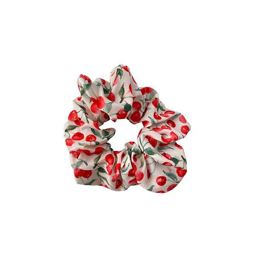 Scrunchie Cherry