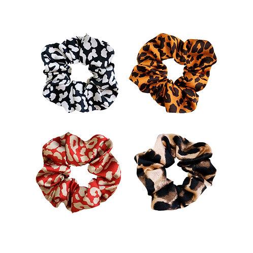 Scrunchie Animal Print