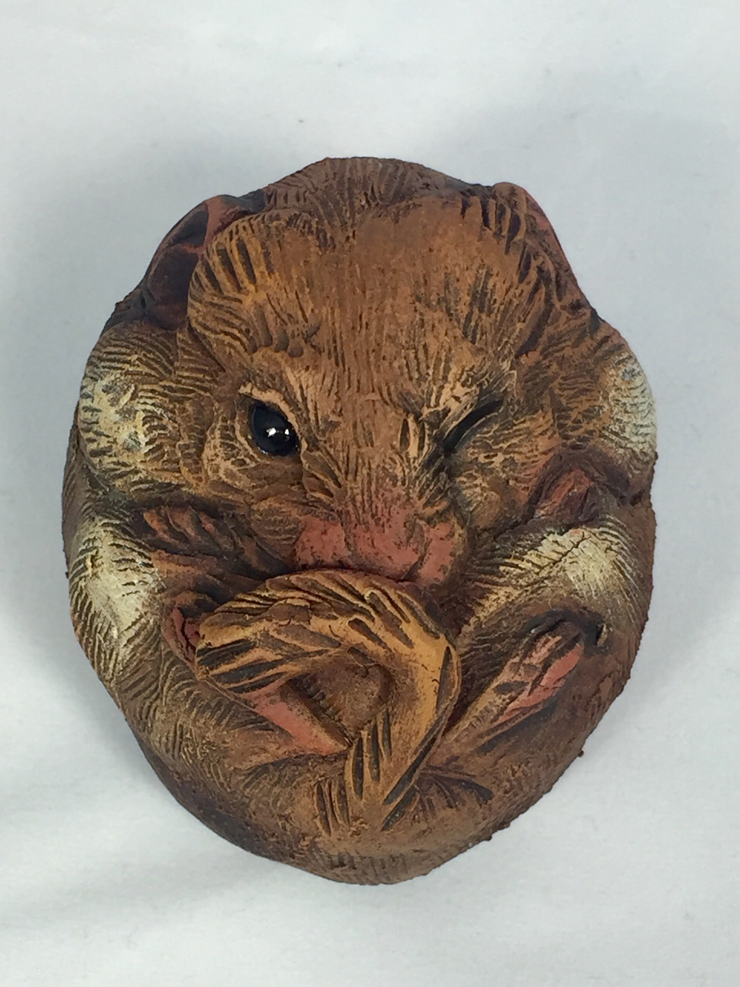 Animal Sculpture - Dormouse