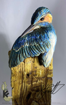 king fisher on ceramic post 3.jpg