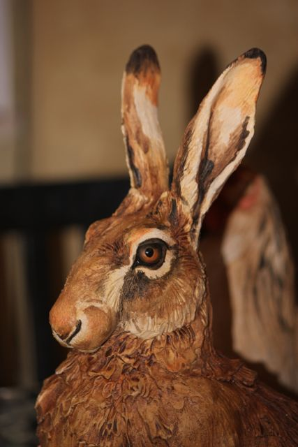 Animal Sculpture - Hare